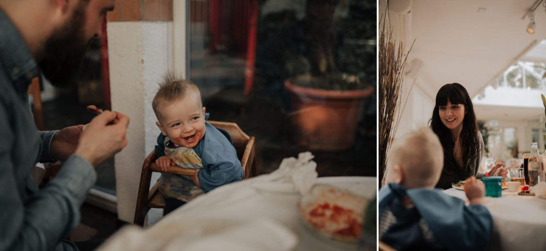 Family photoshoot in Croma Chorlton