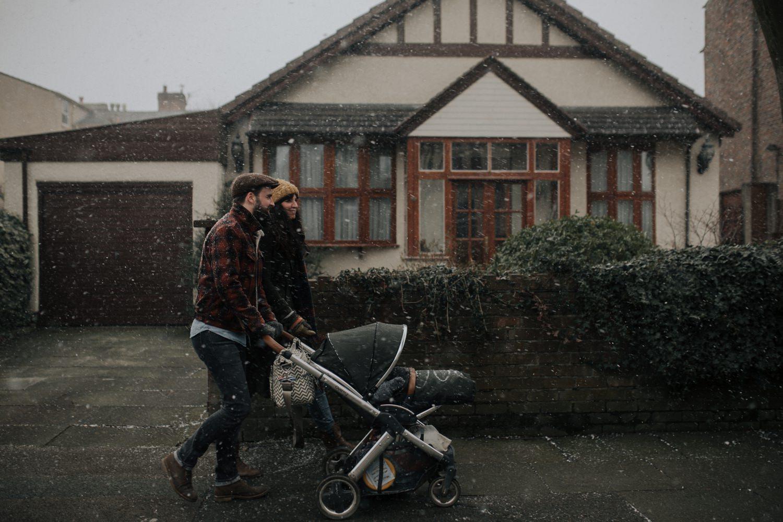Snowy Chorlton