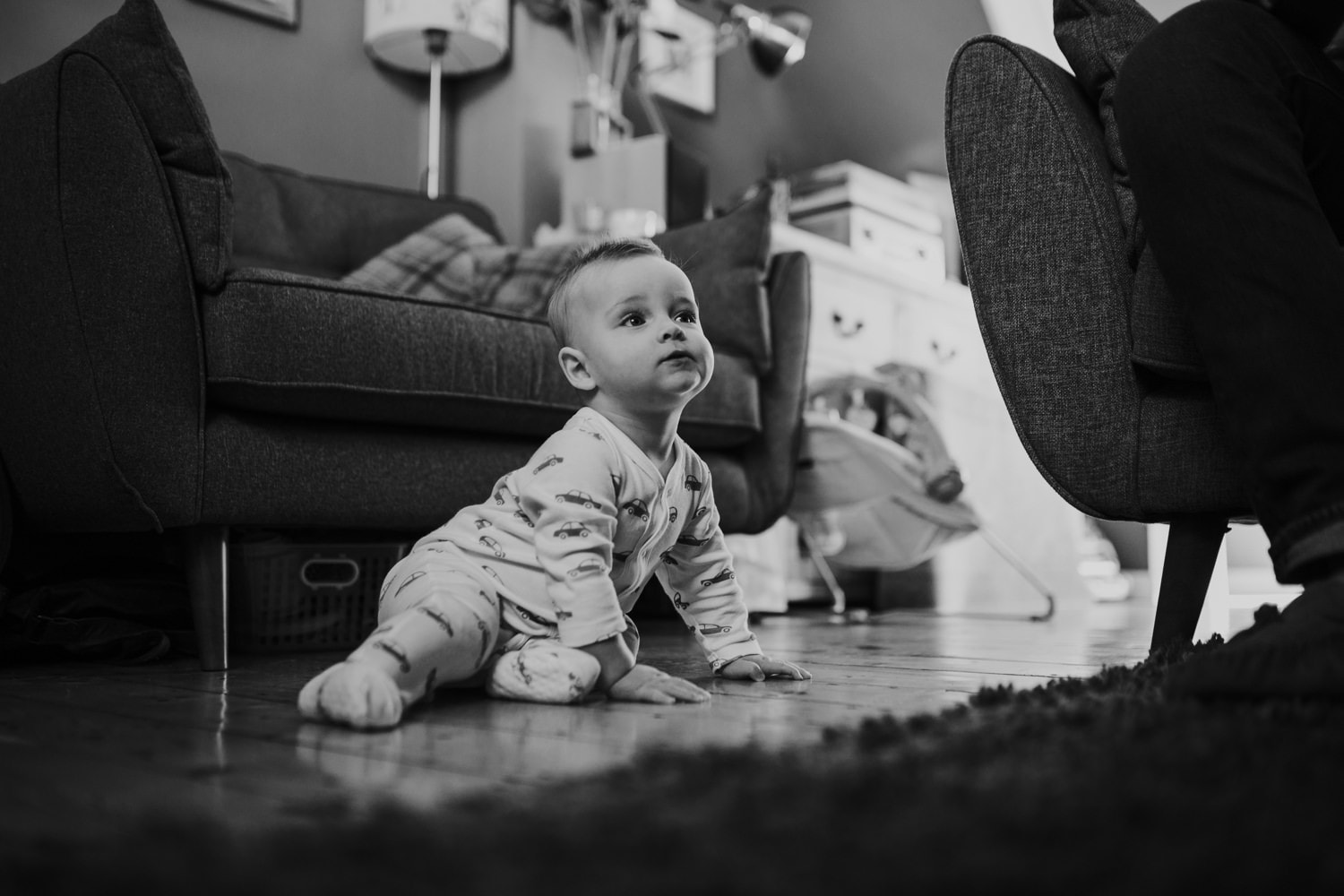 Professional family photographer in Liverpool